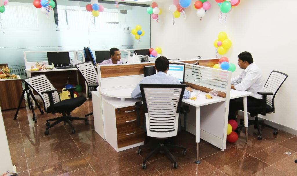 Buying and selling office